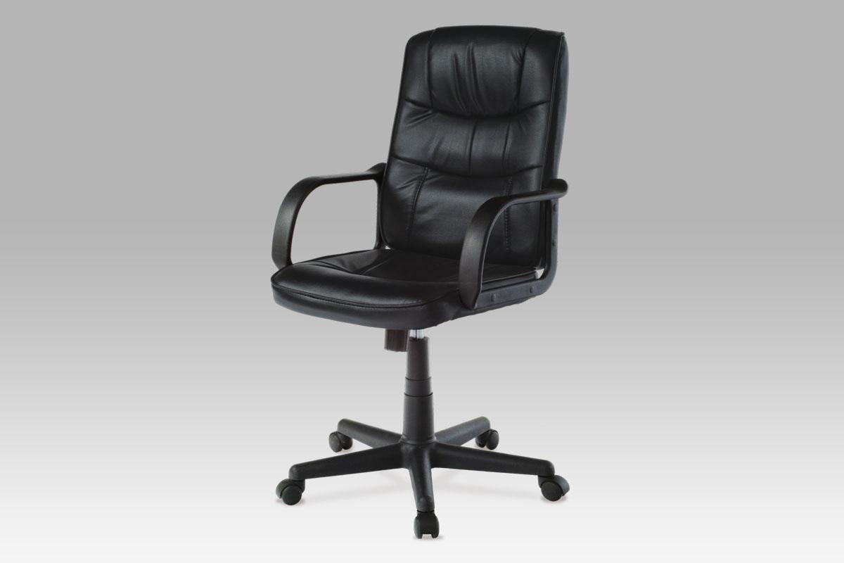 Autronic Kancelářská židle KAŽ-9081 BK, černá