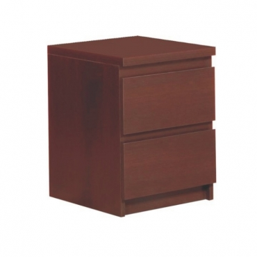 Extom PELLO, noční stolek 95, borovice laredo tmavá