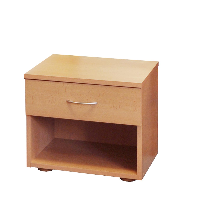 Noční stolek 140, buk