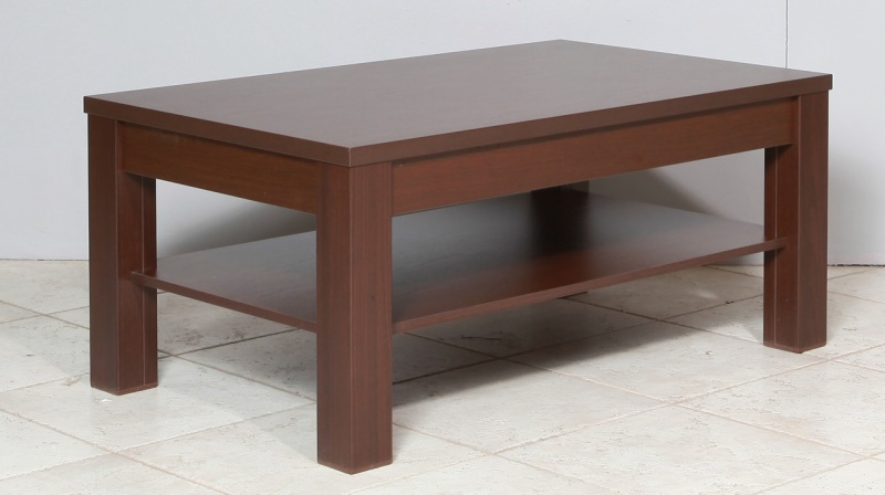 Extom FARINA, konferenční stůl 70, dub amario