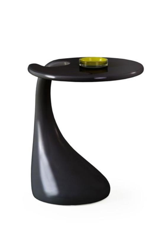 Halmar Konferenční stolek VIVA, černá