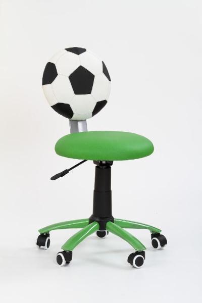 Halmar Dětská židle GOL, zelená