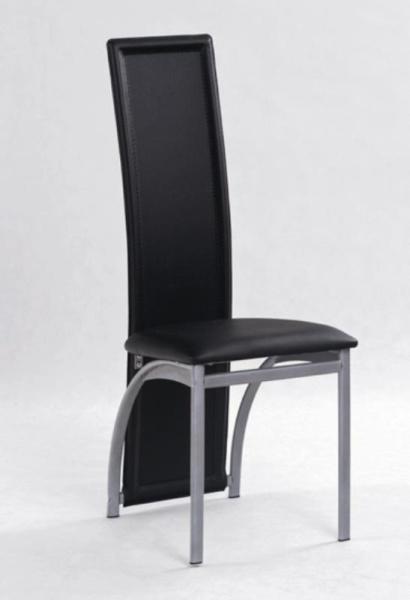Halmar Židle K94, černá