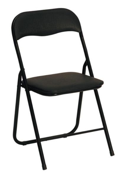 Židle K5, černá