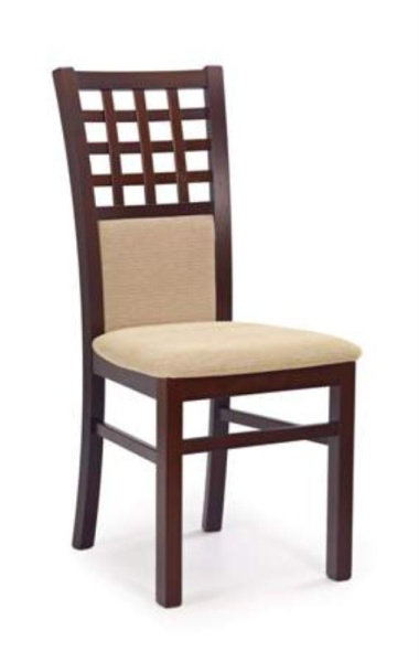 Smartshop Jídelní židle GERARD 3, ořech tmavý