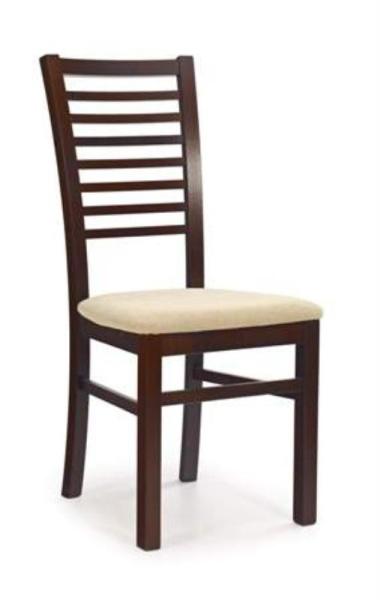 Smartshop Jídelní židle GERARD 6, ořech tmavý