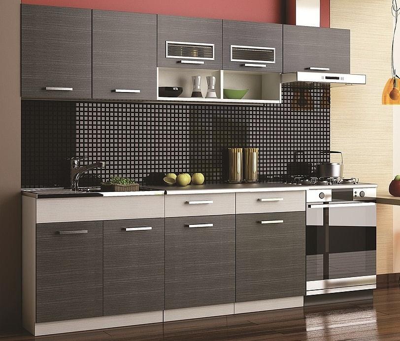 Smartshop Kuchyně MORENO II 240 grafit