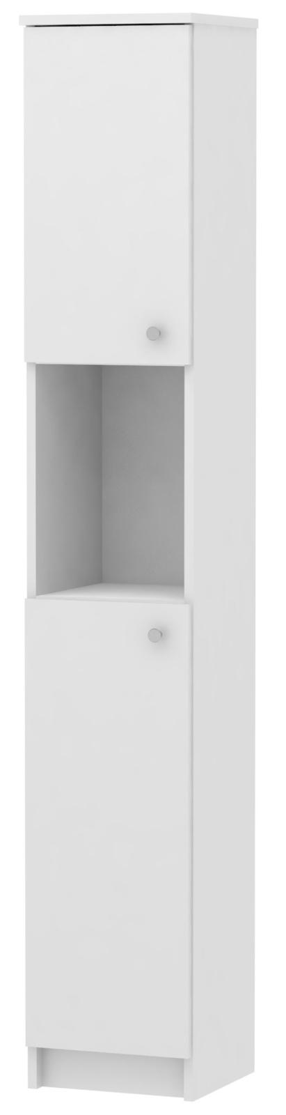 SIMONA, skříňka vysoká SI14, bílá