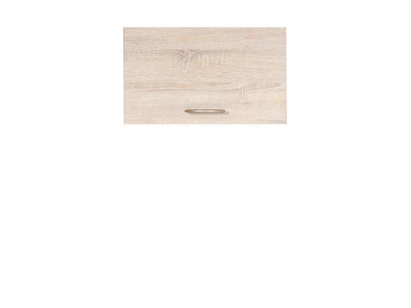 Black Red White JUNONA LINE, skříňka nad digestoř 50 cm,dub sonoma