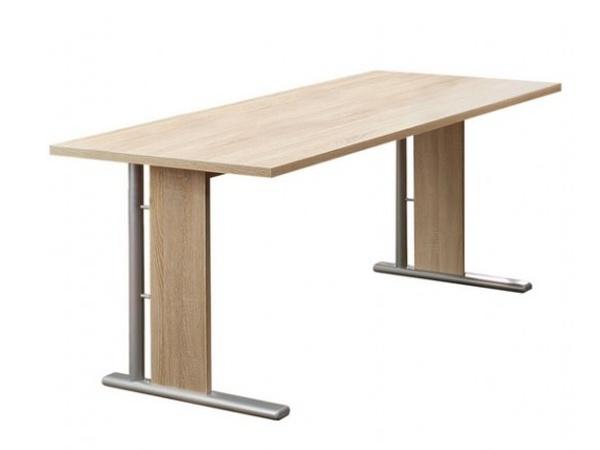 Forte DUCATO, psací stůl DCTB160, dub sonoma