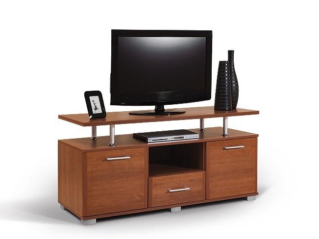 MATIS TV stolek LUNA, třešeň