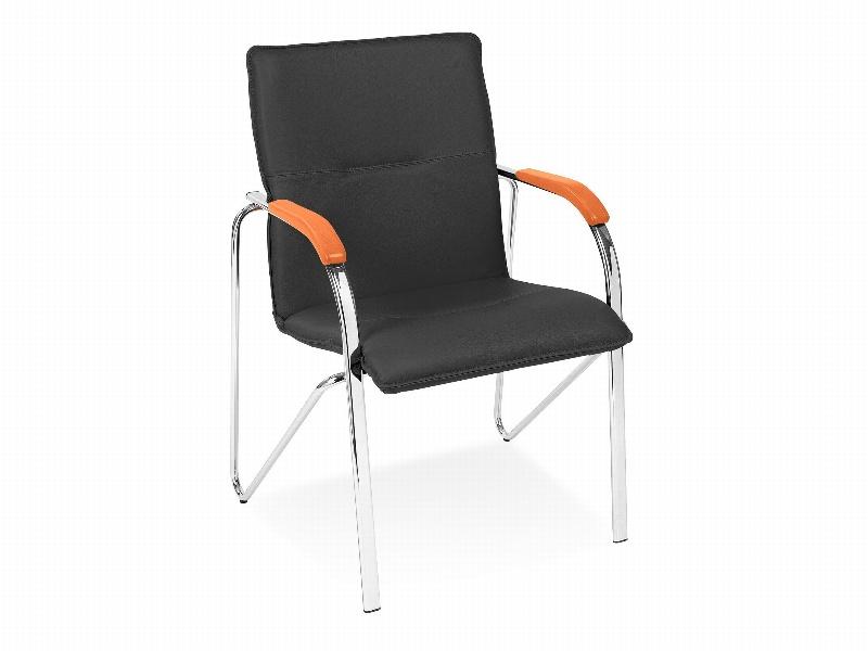Halmar Konferenční židle SAMBA, černá