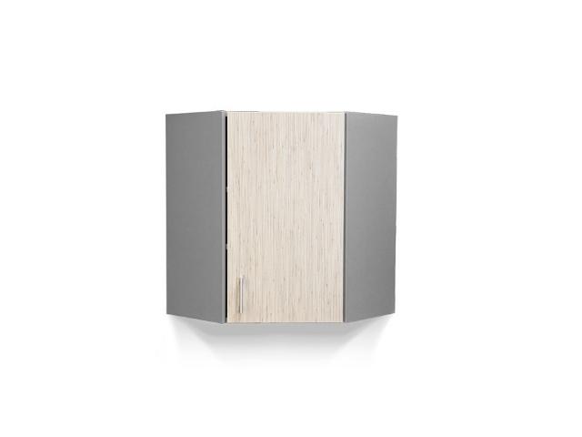 MATIS IN, horní rohová skříňka VU60, bambus