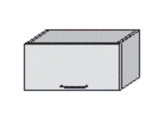 Tempo Kondela JURA NEW B, horní skříňka OG-60, bílá