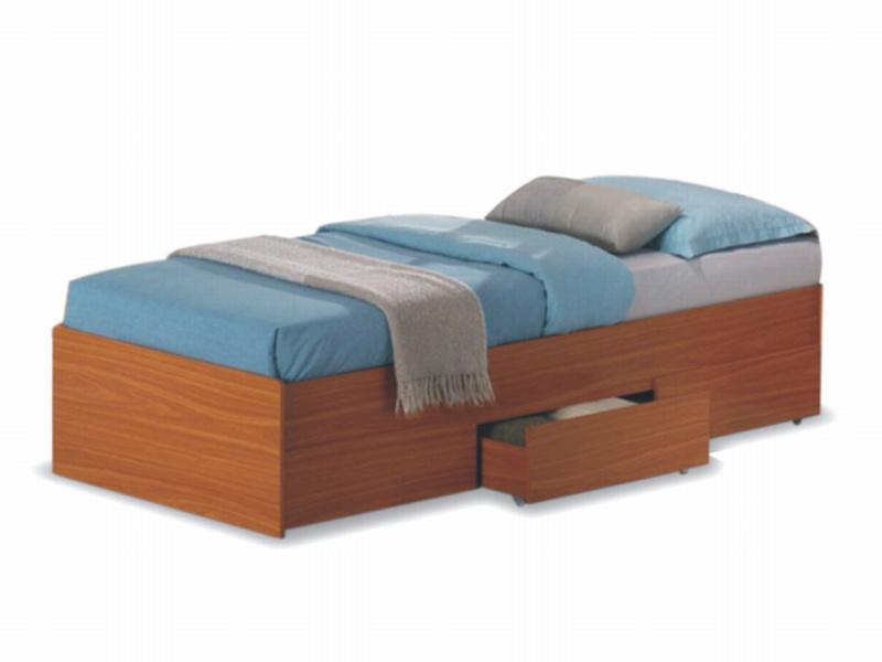 Tempo Kondela OSCAR, postel 90x200, třešeň