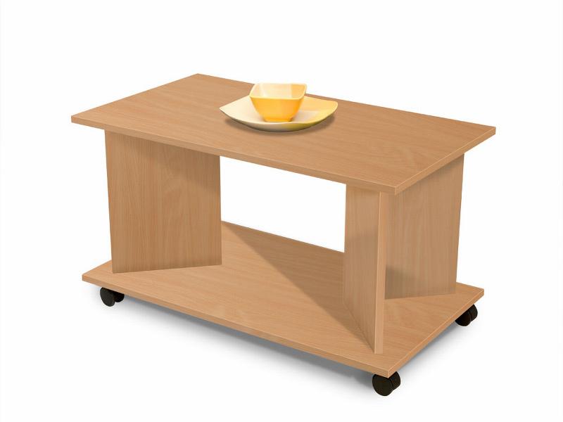 MATIS Konferenční stolek HERMES, buk