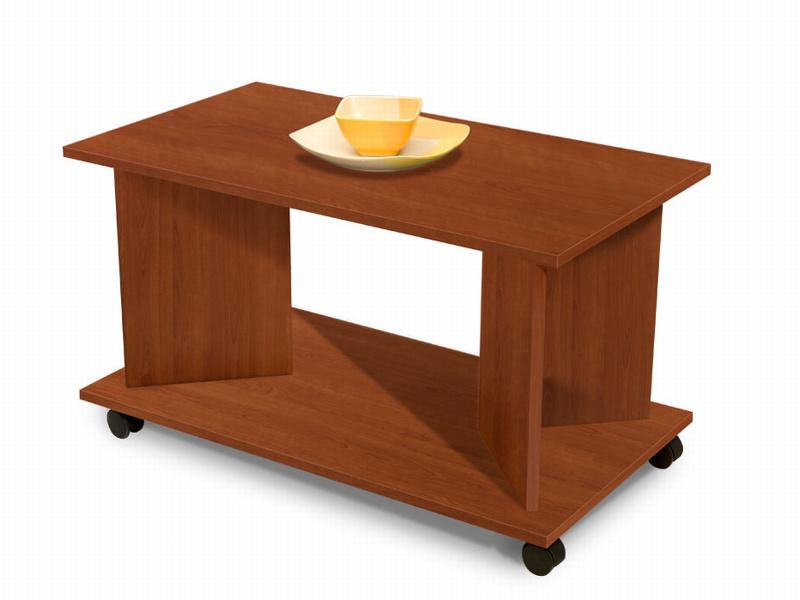 MATIS Konferenční stolek HERMES, třešeň