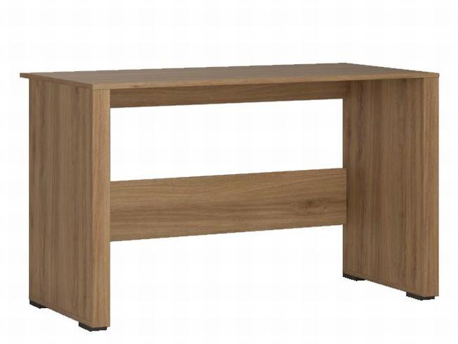Extom Kancelářský psací stůl HOBBY, dub divoký