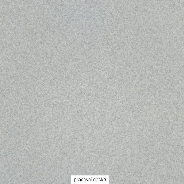 Smartshop Pracovní deska PETRA ŠEDÁ , 80 cm