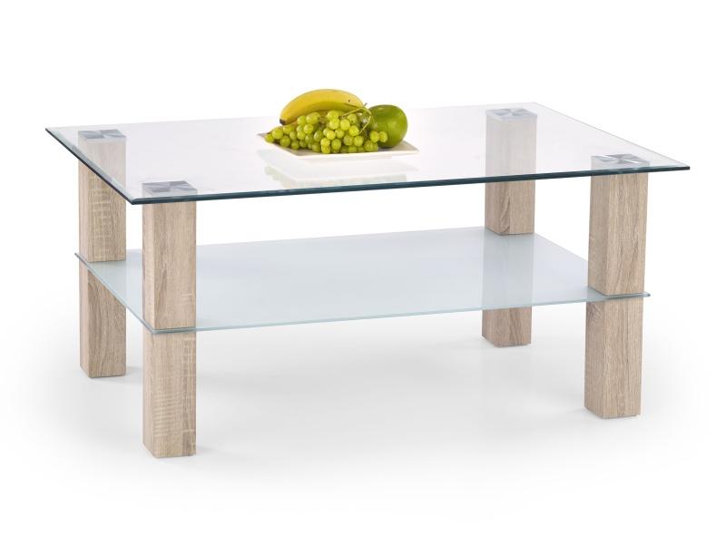 Halmar Konferenční stolek AMELIA, dub sonoma