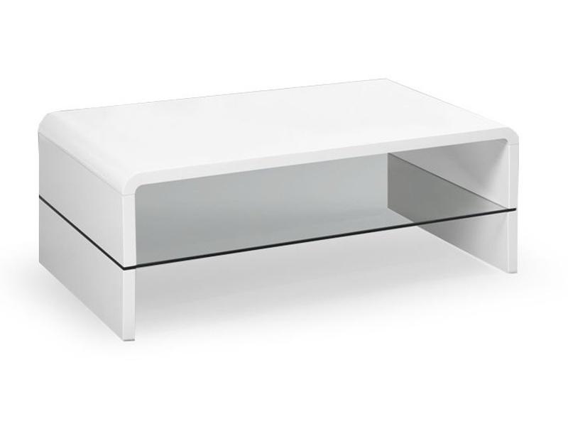Halmar Konferenční stolek CLAUDIA,bílá
