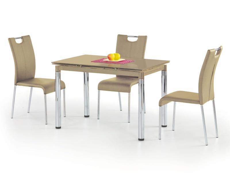 Halmar Jídelní stůl rozkládací L31, béžový