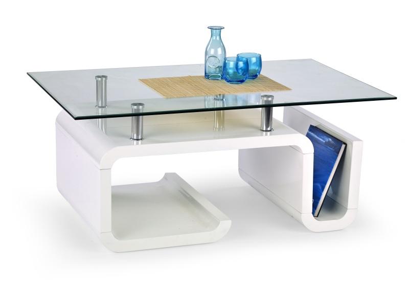 Halmar Konferenční stolek ESPERANZA, bílý
