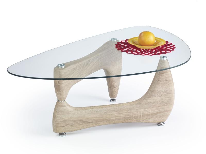 Konferenční stolek MASA, dub sonoma