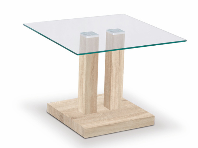 Halmar Konferenční stolek GAYA, dub sonoma