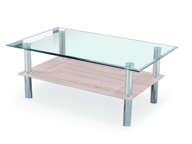 Halmar Konferenční stolek VECTRA, dub sonoma