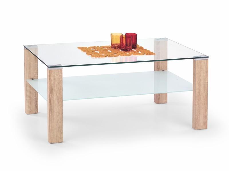Halmar Konferenční stolek SIMPLE, dub sonoma