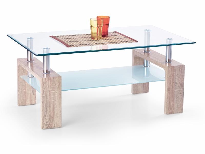 Konferenční stolek MUARI II, dub sonoma
