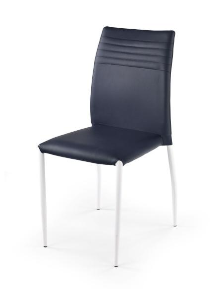 Halmar Židle K168, černá