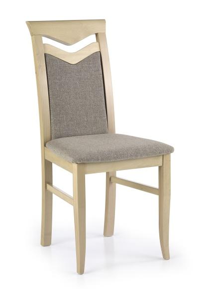 Halmar Jídelní židle CITRONE, dub sonoma