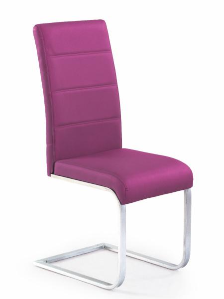 Smartshop Židle K85, fialová