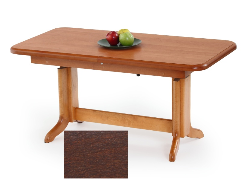 Smartshop Konferenční stolek KAROL, ořech tmavý