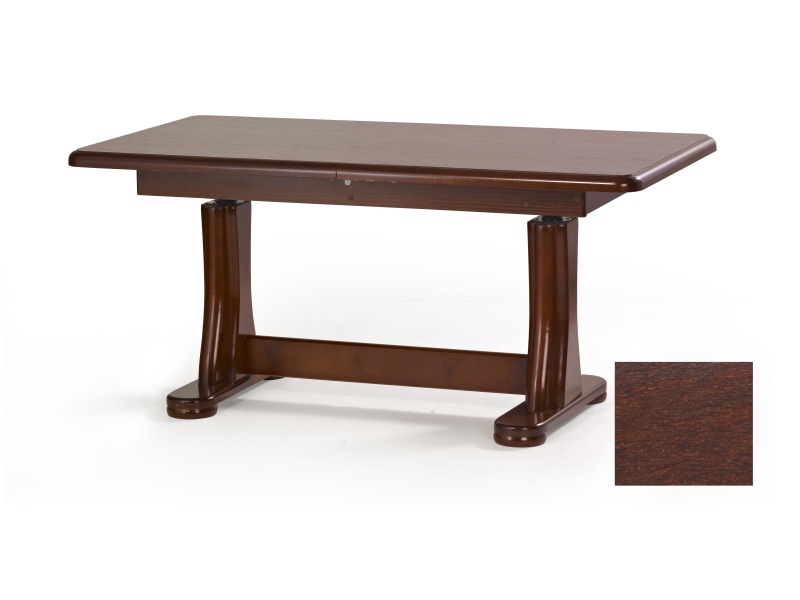 Smartshop Konferenční stolek TYMON, ořech tmavý