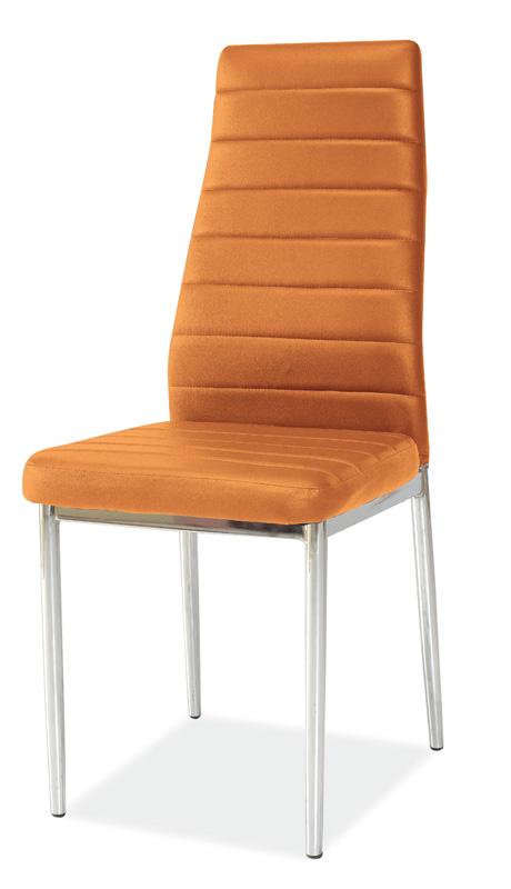 Casarredo Jídelní židle H-261, oranžová