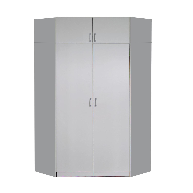 Idea Rohová skříň 21550, bílá