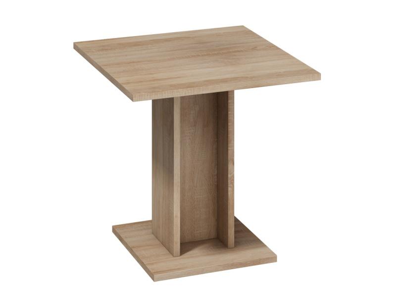 MORAVIA FLAT BOND, stůl malý, dub sonoma světlý