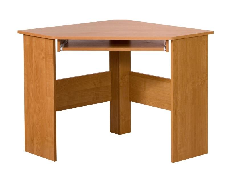 MORAVIA FLAT Rohový PC stůl JOKO, barva: