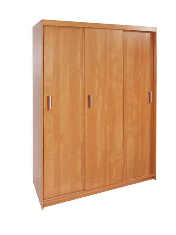 MORAVIA FLAT Šatní skříň HALL 150, barva: