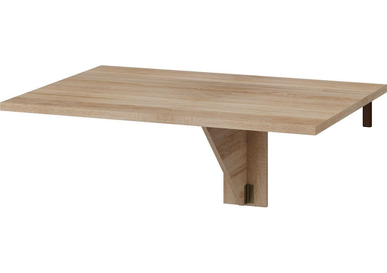 MORAVIA FLAT Skládací jídelní stůl EXPERT 8, dub sonoma