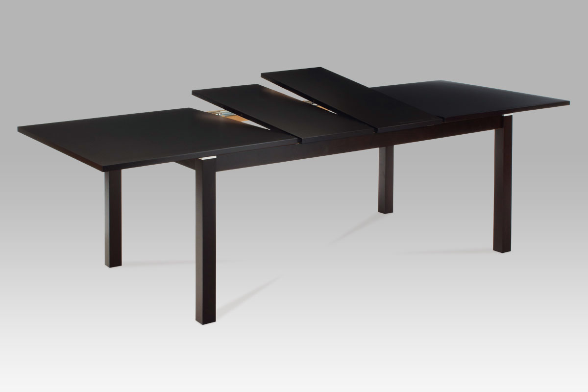 Jídelní stůl rozkládací BT-6990 BK, wenge