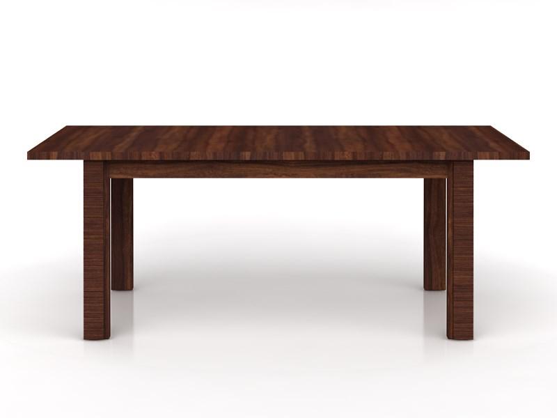 Black Red White SENEGAL, jídelní stůl STO/160, alhambra
