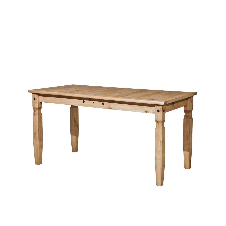 Idea Jídelní stůl CORONA 152x92, masiv borovice, vosk