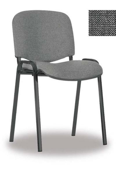 Halmar Konferenční židle ISO, šedá