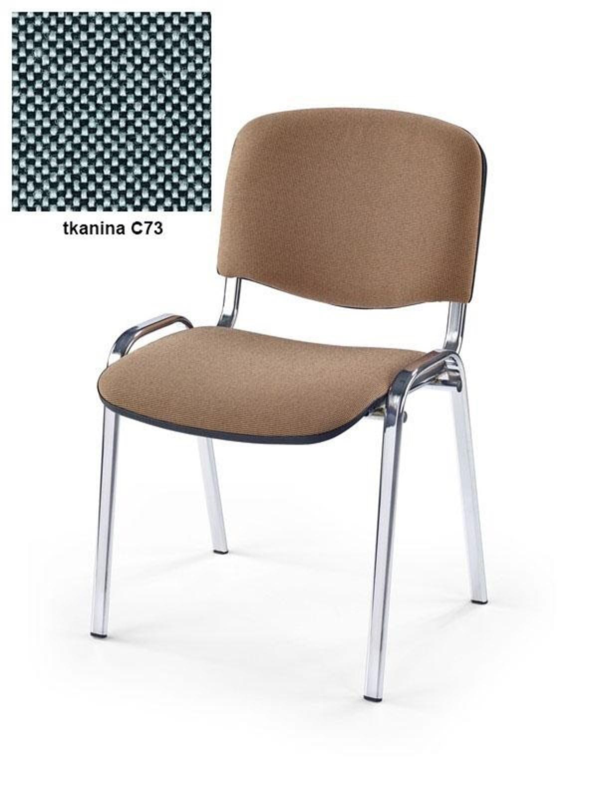 Halmar Konferenční židle ISO C, šedá