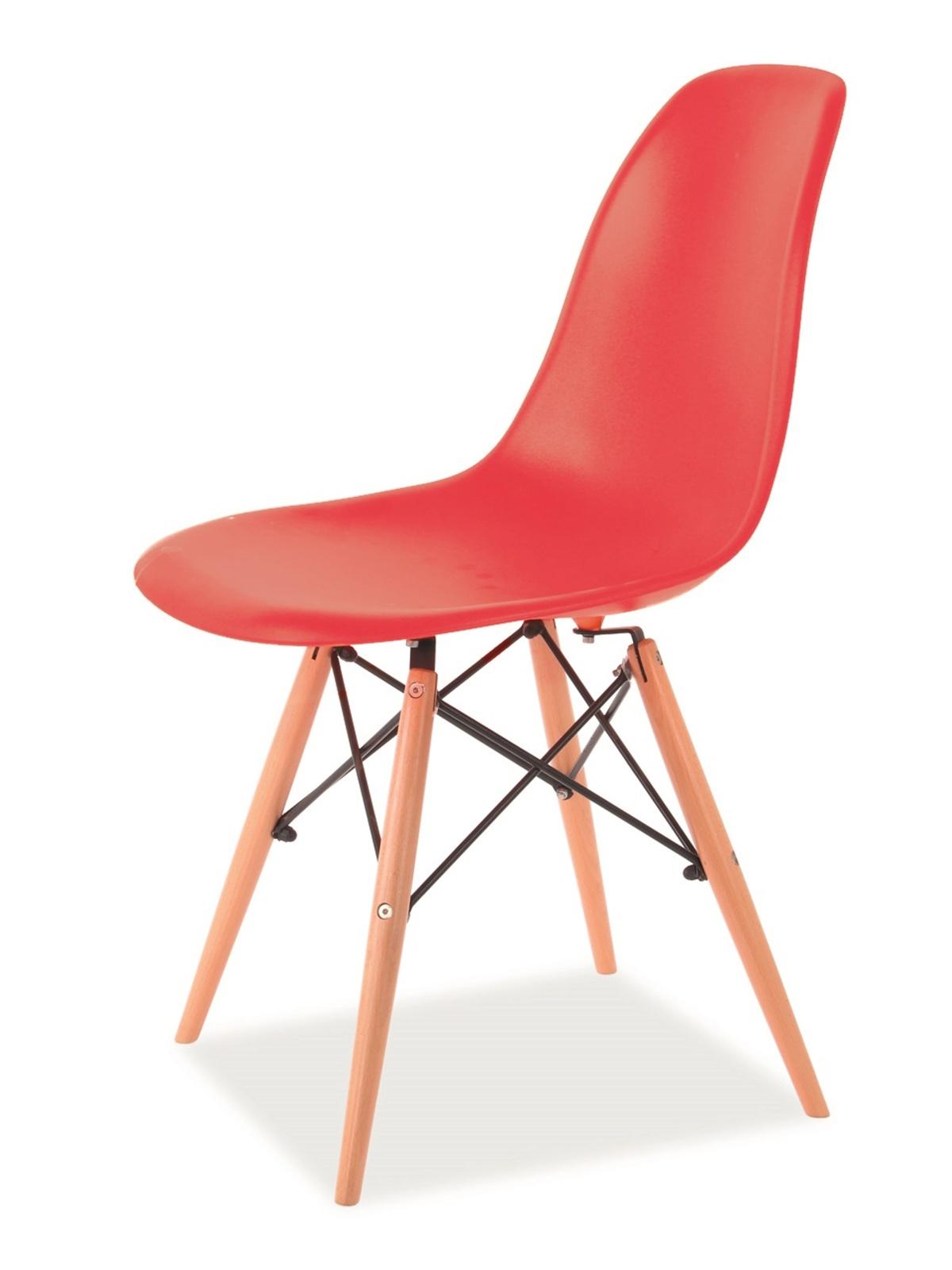 Casarredo Jídelní židle ENZO, červená