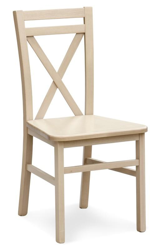 Židle DARIUS 2, odstín dub sonoma